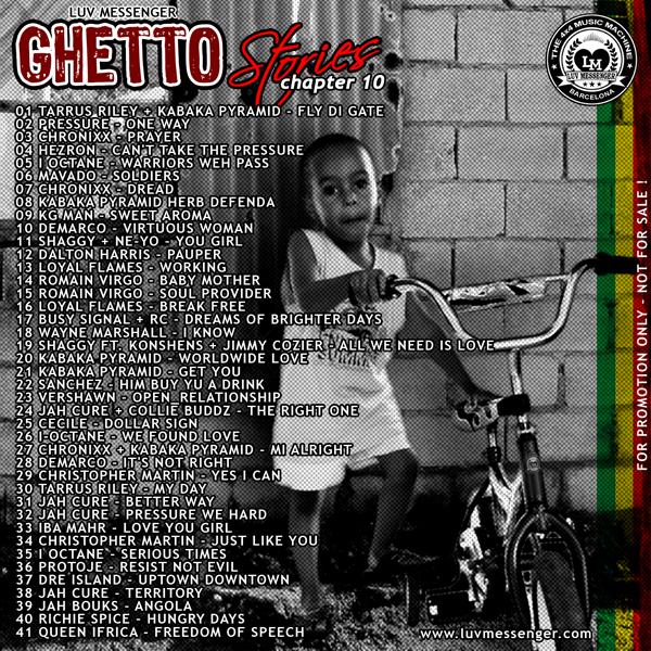 LuvMessenger GhettoStories10 b