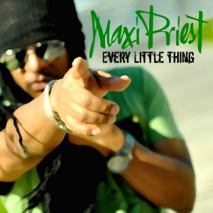 Every little Thing es el single adelanto de Easy to love, lo nuevo de Maxi Priest