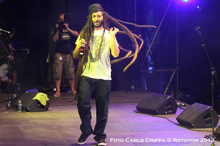 Main Stage / Alborosie
