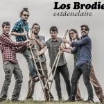"""""""Está en el aire"""" es el primer disco de Los brodies, fusión de reggae y rock mestizo desde Aragón"""