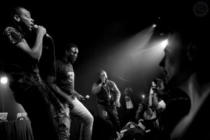 REAL DANCEHALL, Ward 21 y Little Pepe en sala Apolo (Barcelona) 05/02/2014