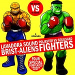 "MIX ACTUAL #118: LAVADORA SOUND ""Brist-Aliens Fighters"""