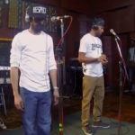 "Damian Marley y Cham interpretan ""Fighter"" para BBC 1Xtra"
