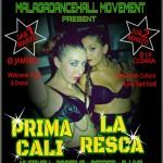 Jornadas Jamaicanas, Malaga Dancehall Movement. 1 y 2 de Marzo