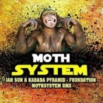 "MothSystem presenta el remix de ""Foundation"" de Jah Sun y Kababa Pyramid para el sello canadiense In Da Jungle Recordings"