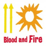 blood & fire- sello
