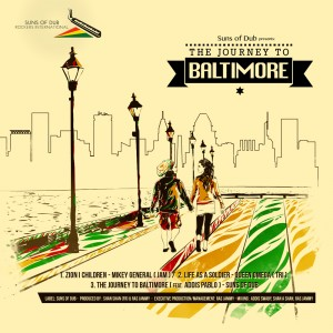 suns of dub-the jouney ti Baltimore