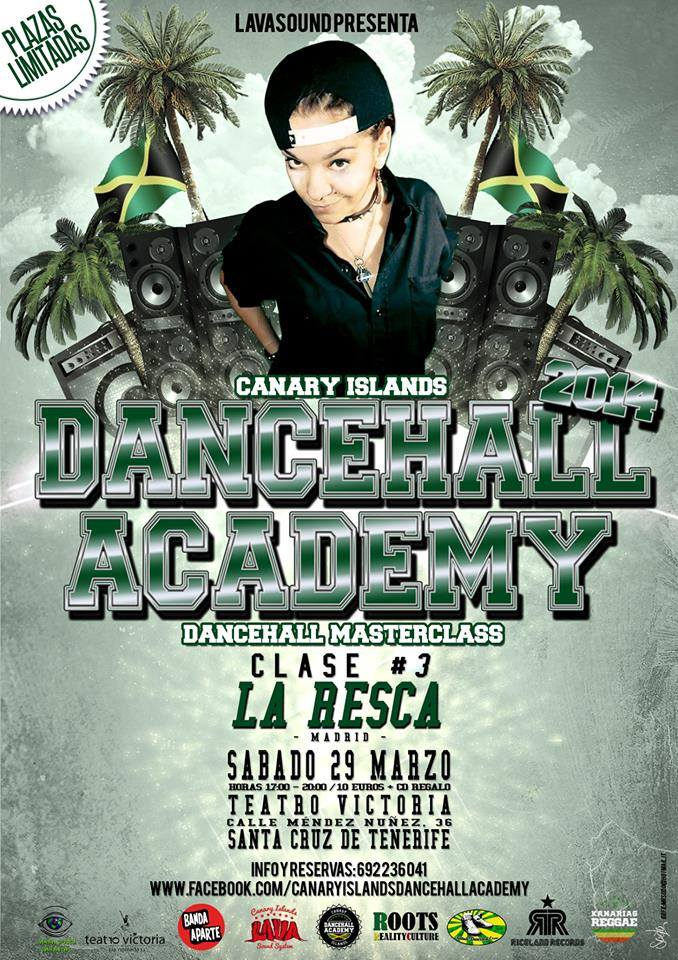 Dancehall-academy-canary Islands