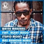 Max RubaDub presenta el remix de «Stupid Money» de Wayne Marshall y Agent Sasco en descarga gratuita