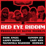 """Cast A Blast presenta su nuevo riddim llamado """"Red Eye Riddim"""""""