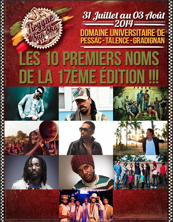 reggae sun ska 17