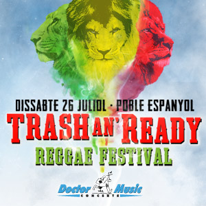 Trash an´Ready Festival Cancelado