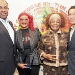 """Las I-Three reciben el premio """"embajadoras del reggae"""""""
