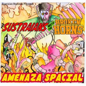 Sustraian Records: Batalla 1 Broken Horns