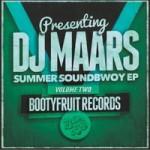 Dj Maars nos trae el segundo volumen de «Summer Soundbwoy EP»