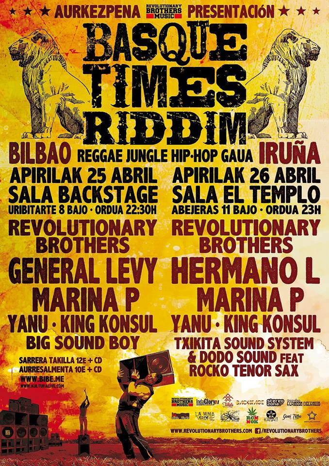 basque time riddim