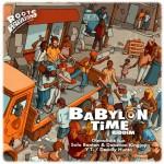 Damalistik presenta su nuevo one riddim llamado «Babylon Time Riddim»