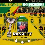 Kingstongrado Vol. 64 con Raspett Selectah (Ganador Mad Juggling Clash)