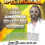 Reggae.es Recomienda ¡¡mañana!! Abdubzion con Burning Spectacular (Jamaica) to Madrid!. Gruta 77