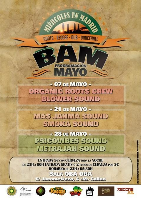 BAM-MAYO