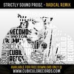 """""""Radical"""" es la nueva descarga gratuíta de Strictly Sounds y Cubículo Records"""
