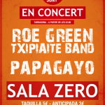 Papagayo-Roe-Green-Txipiaite-Band