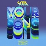 """""""Your Song"""" segundo adelanto de lo nuevo de SOJA con Damian Marley"""