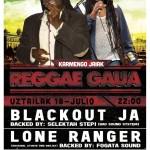 Lone Ranger y Blackout en las fiestas de Donostia