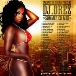 "MIX ACTUAL #162:DJ DREZ (KACHAFAYAH SOUND) ""Summer Cd Mix 2014"""