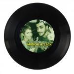 Escucha: Riddim Tuffa ft. Ponchita Peligros & Lasai, Musical Attack