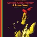 Ya en la calle «Step by Step» nuevo album de los belgas Pura Vida con Ashanty Roy
