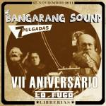 "MIX ACTUAL #169: BANGARANG SOUND ""VII Aniversario LA FUGA"""