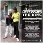 "MIX ACTUAL #172: DJ LION (KING WADADA SOUND) ""Here Comes The King Vol.2"""