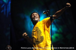 Main Stage / Jimmy Cliff