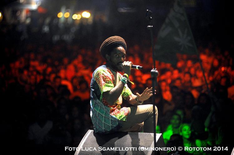 Mainstage / Kabaka Pyramid