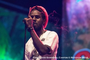 Main Stage / Chronixx ft Zincfence Redemption