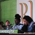 Addis Pablo celebró su cumpleaños en la reggae university