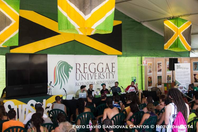 REGGAE UNIVERSITY / ACR MEETING / REGGAE HIP HOP