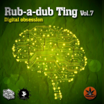 MIX ACTUAL #183: SUPAH FRANS «Rub-a-dub Ting! Vol. 7 Digital Obsession»