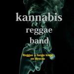 "Kannabis Reggae Band publica ""Reggae a fuego lento"""