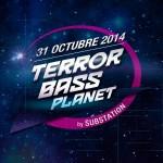 Quedan dos días para el Terror Bass Planet en Granada