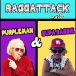Raggattack y Break Koast Records nos traen lo nuevo de Purpleman y Supabassie