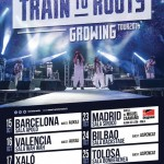 Sorteo de entradas para Train To Roots en Tolosa