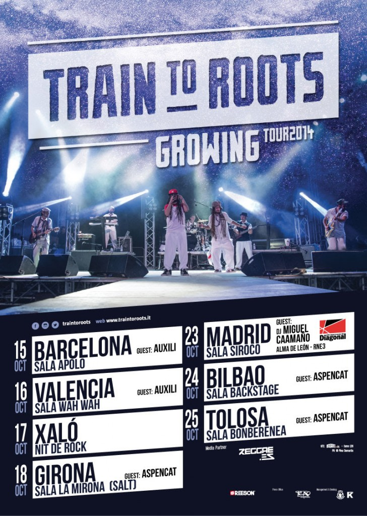 train-to-roots