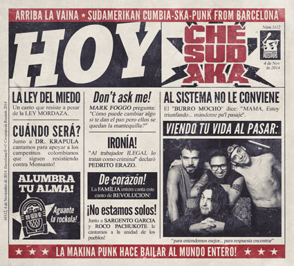 01.che sudaka - hoy - portada - web72dpi