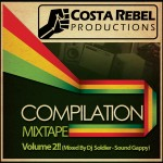 "MIX ACTUAL #198: COSTA REBEL PROD. ""Compilation Mixtape Vol. 2"""