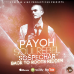"Positive Vibz Productions presenta ""Sospechar"" de Payoh SoulRebel sobre el Back To Roots Riddim"