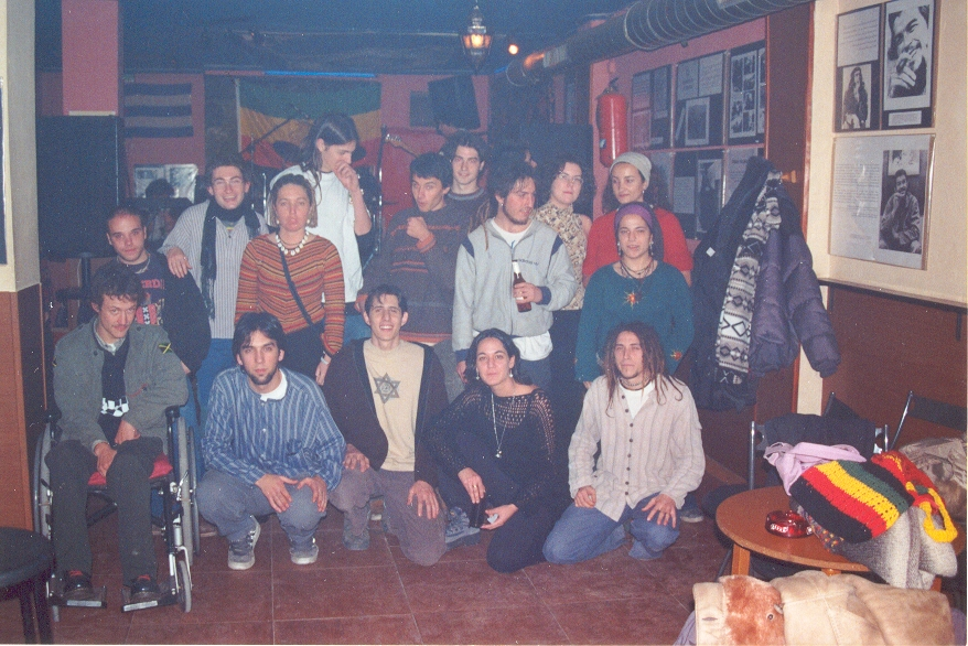 ACR Crew 1er aniversario