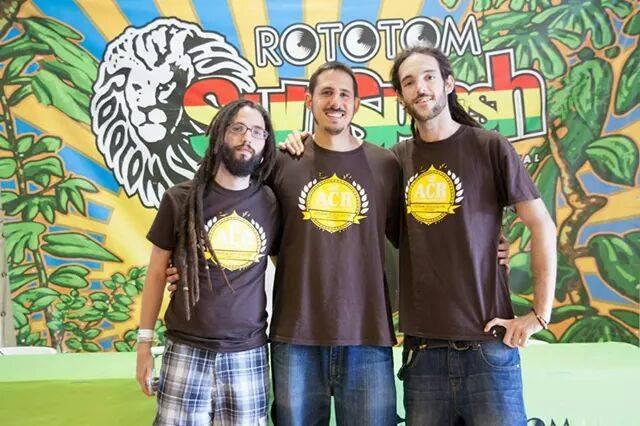ACR Crew Rototom 2014