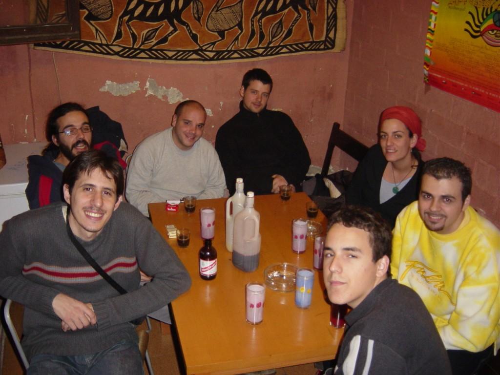 ACR Crew en Barcelona 2